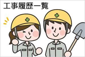 温風機,温水器,園芸用ハウスの昭和産業の工事履歴一覧